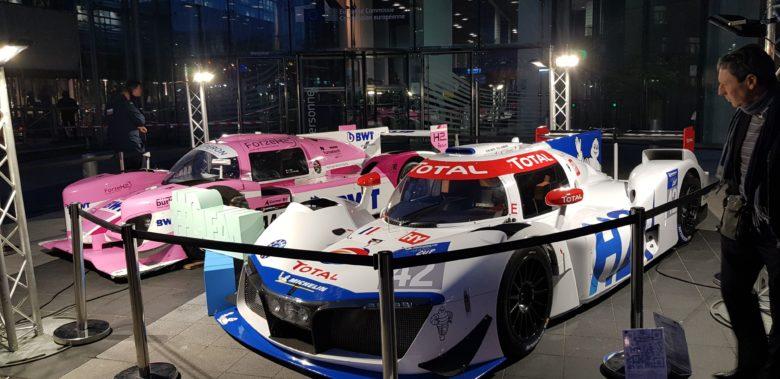 Hydrogen race cars
